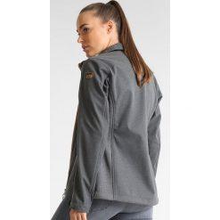Icepeak TEZA Kurtka Softshell lead grey. Szare kurtki sportowe damskie marki Icepeak, z materiału. W wyprzedaży za 314,25 zł.