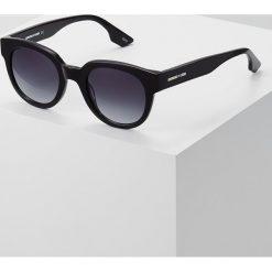 McQ Alexander McQueen Okulary przeciwsłoneczne black. Czarne okulary przeciwsłoneczne damskie aviatory McQ Alexander McQueen. W wyprzedaży za 439,20 zł.
