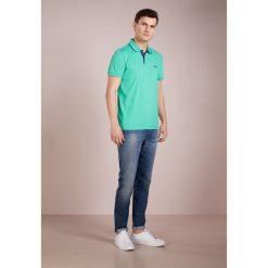 BOSS ATHLEISURE PEOS Koszulka polo green. Niebieskie koszulki polo marki BOSS Athleisure, m. Za 379,00 zł.