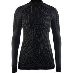 Craft Koszulka Termoaktywna Z Długim Rękawem Active Intensity Black M. Czarne bluzki sportowe damskie marki Craft, na zimę, m, z długim rękawem. W wyprzedaży za 129,00 zł.