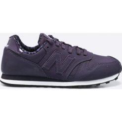 New Balance - Buty WL373EBP. Szare buty sportowe damskie New Balance, z materiału. W wyprzedaży za 199,90 zł.