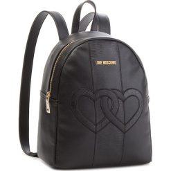 Plecaki damskie: Plecak LOVE MOSCHINO – JC4089PP16LM0000  Nero