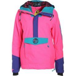 Kurtki sportowe damskie: O'Neill FROZEN WAVE Kurtka snowboardowa neon pink