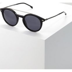 BOSS CASUAL Okulary przeciwsłoneczne black. Czarne okulary przeciwsłoneczne męskie aviatory BOSS Casual. Za 759,00 zł.