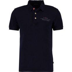 Napapijri ELBAS Koszulka polo blu marine. Szare bluzki dziewczęce bawełniane marki Napapijri, l, z kapturem. Za 249,00 zł.