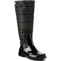 Buty zimowe damskie: Kalosze KAZAR – Elvira 31247-TS-00 Czarny
