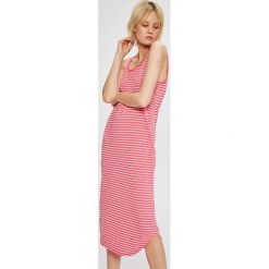 Lauren Ralph Lauren - Koszula nocna. Różowe koszule nocne i halki Lauren Ralph Lauren, z bawełny. W wyprzedaży za 259,90 zł.