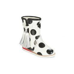 Kozaki Lola Ramona  CECILIA. Białe buty zimowe damskie marki Lola Ramona. Za 587,30 zł.