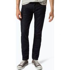 Jeansy męskie regular: Pepe Jeans - Jeansy męskie – Hatch, niebieski