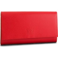 Duży Portfel Damski STEFANIA - SV-300D/KRA Czerwony. Czerwone portfele damskie marki Stefania, ze skóry. Za 139,00 zł.