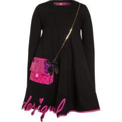 Sukienki dziewczęce: Desigual SYDNEY Sukienka z dżerseju black