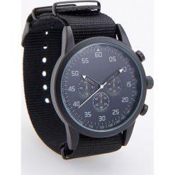 Zegarek w sportowym stylu - Czarny. Czarne zegarki męskie Reserved. Za 79,99 zł.