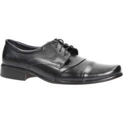 Czarne buty wizytowe skórzane sznurowane Windssor 293. Czarne buty wizytowe męskie Windssor, na sznurówki. Za 159,99 zł.