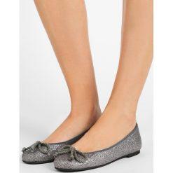 Pretty Ballerinas Baleriny grey. Czarne baleriny damskie marki Pretty Ballerinas. Za 559,00 zł.