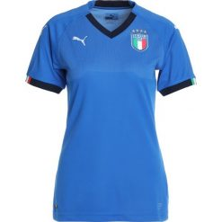 T-shirty damskie: Puma FIGC ITALIEN WOMEN HOME SHIRT REPLICA  Koszulka reprezentacji team power blue/peacoat