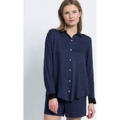 Koszule nocne i halki: Tommy Hilfiger – Bluzka piżamowa