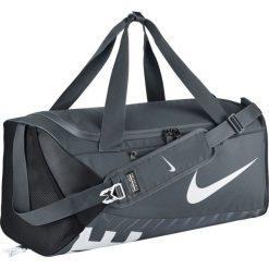 Torby podróżne: Nike Torba sportowa Alpha Adapt Crossbody szara (BA5182 064)