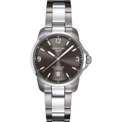 RABAT ZEGAREK CERTINA DS PODIUM C001.410.44.087.00. Czarne zegarki męskie CERTINA. W wyprzedaży za 1667,60 zł.
