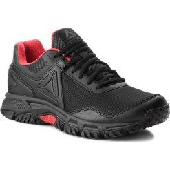 Buty Reebok - Ridgerider Trail 3.0 CN3485 Black/Primal Red. Czarne buty do biegania męskie Reebok, z materiału. W wyprzedaży za 179,00 zł.