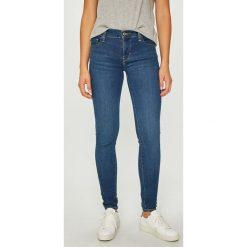 Levi's - Jeansy 710. Szare rurki damskie Levi's®, z jeansu. Za 329,90 zł.