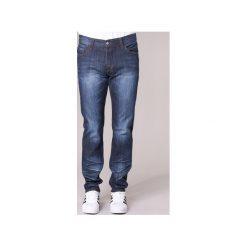Jeansy straight leg Yurban  IEDABALO. Niebieskie jeansy męskie regular Yurban. Za 143,20 zł.