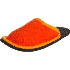 """Kapcie damskie: Kapcie """"Helli"""" w kolorze pomarańczowym"""