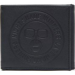 Portfel - Czarny. Czarne portfele męskie Cropp. Za 44,99 zł.