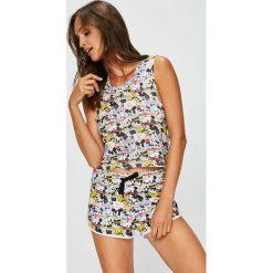 Tally Weijl - Top piżamowy. Białe piżamy damskie marki MEDICINE, z bawełny. W wyprzedaży za 39,90 zł.