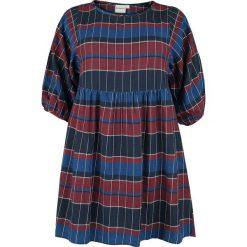 Junarose Maluna Sukienka niebieski/czerwony. Czerwone sukienki Junarose, xl. Za 121,90 zł.