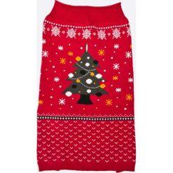 Swetry klasyczne damskie: Medicine – Sweter dla psa Xmas