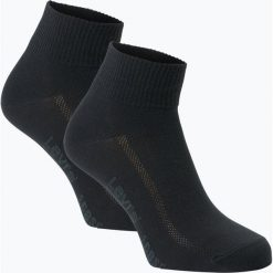 Levi's - Skarpety męskie pakowane po 2 szt., czarny. Czarne skarpetki męskie marki Levi's®, z bawełny. Za 39,95 zł.