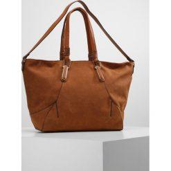 New Look SUNNY SLOUCH TOTE Torba na zakupy stone. Czarne shopper bag damskie marki New Look, z materiału, na obcasie. Za 189,00 zł.