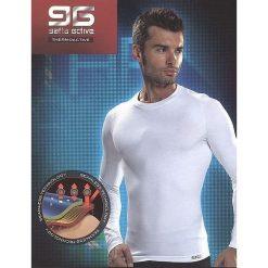 T-shirty męskie: GATTA Koszulka męska Gat T-Shirt L Classic biała r. XXL (42906)