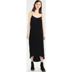 Długie sukienki: Tiger of Sweden Jeans MARVALESS Długa sukienka black