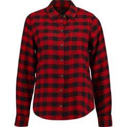 Koszule wiązane damskie: Abercrombie & Fitch Koszula red check
