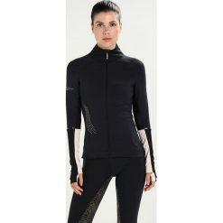 Elle Sport Kurtka sportowa black. Czarne kurtki damskie softshell Elle Sport, xs, z elastanu. W wyprzedaży za 246,35 zł.