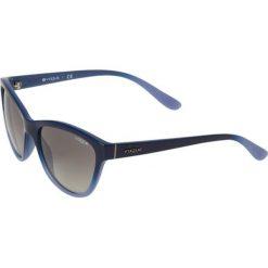 Okulary przeciwsłoneczne damskie: VOGUE Eyewear Okulary przeciwsłoneczne top blue grad opal azure