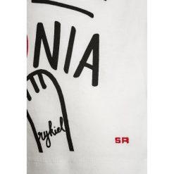Sonia Rykiel KATZE Tshirt z nadrukiem weiß. Białe t-shirty chłopięce Sonia Rykiel, z nadrukiem, z bawełny. W wyprzedaży za 132,30 zł.