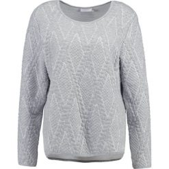 Bluzy rozpinane damskie: Kaffe GILLIS  Bluza grey melange