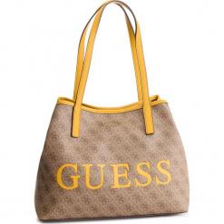 Torebka GUESS - HWSL69 95230 BWM. Brązowe torebki klasyczne damskie Guess, z aplikacjami, ze skóry ekologicznej. Za 589,00 zł.