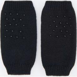 Rękawiczki bez palców - Czarny. Brązowe rękawiczki damskie marki Roeckl. Za 29,99 zł.