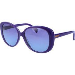 """Okulary przeciwsłoneczne damskie aviatory: Okulary przeciwsłoneczne """"JC647S 81Z"""" w kolorze fioletowym"""