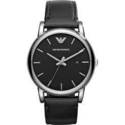 Emporio Armani - Zegarek AR1692. Czarne zegarki męskie Emporio Armani, szklane. W wyprzedaży za 649,90 zł.