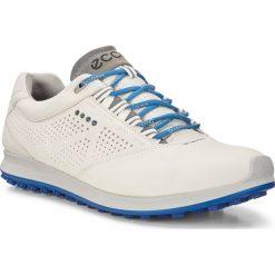 Golfy męskie: ECCO Men's Golf Biom Hybrid 2 – Biały – 39