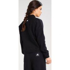 Adidas Performance COVER UP  Kurtka sportowa black. Czarne kurtki sportowe damskie adidas Performance, s, z materiału. W wyprzedaży za 153,45 zł.