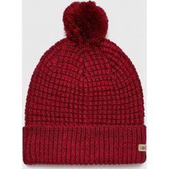 Columbia - Czapka. Brązowe czapki zimowe męskie Columbia, z dzianiny. W wyprzedaży za 69,90 zł.