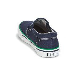 Tenisówki Dziecko  Polo Ralph Lauren  MOREES. Czerwone buty sportowe chłopięce marki Polo Ralph Lauren. Za 231,20 zł.