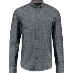 Koszule męskie jeansowe: BONOBO Jeans AFRICAH  Koszula jet black