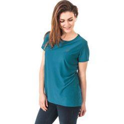 Asics Koszulka damska SS Top Blue Steel r. M (134104-8094). Niebieskie bluzki damskie Asics, m. Za 74,61 zł.