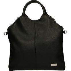 Torba - 92-001-O D NE. Szare torebki klasyczne damskie Venezia, ze skóry. Za 339,00 zł.